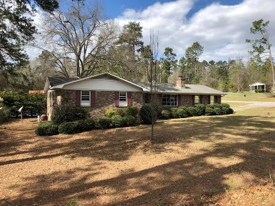 North Augusta Single Family Home For Sale: 247 Thompson Ave