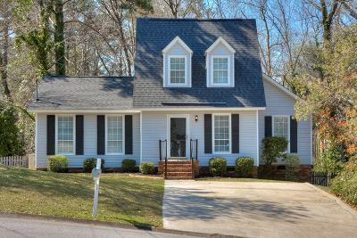 North Augusta Single Family Home For Sale: 823 Audubon Cir