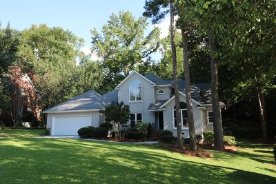 North Augusta Single Family Home For Sale: 215 Post Oak Ln