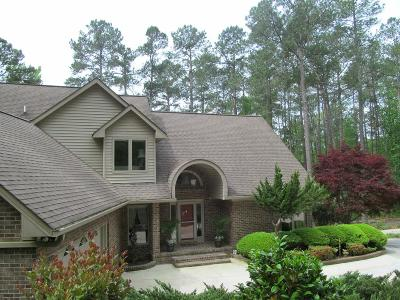 Aiken Single Family Home For Sale: 3940 Wood Valley Drive