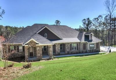 Aiken Single Family Home For Sale: 212 Sassafras Court