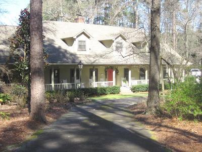 Aiken Single Family Home For Sale: 128 Stone Gate Drive
