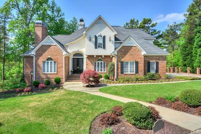 Aiken Single Family Home For Sale: 144 Yellow Pine Road
