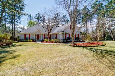 Aiken Single Family Home For Sale: 455 Old Thicket Place
