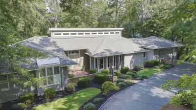 Aiken Single Family Home For Sale: 1406 Woodbine Rd