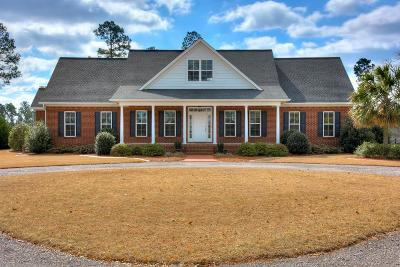 Aiken Single Family Home For Sale: 5020 Wateree Pl