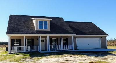 Aiken Single Family Home For Sale: Tract 4 Old Kimbill Trail