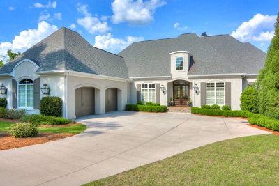 Aiken Single Family Home For Sale: 167 Foxhound Run
