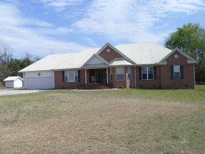 Aiken Single Family Home For Sale: 85 Chime Bell Church Rd