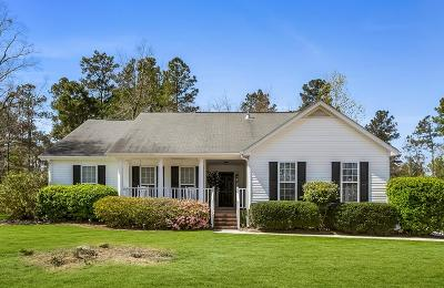 North Augusta Single Family Home For Sale: 70 Timothy Crossing Court