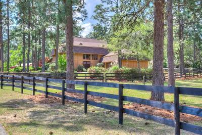 Aiken Single Family Home For Sale: 1746 Citation