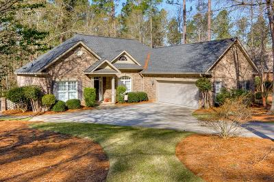Aiken Single Family Home For Sale: 5330 Charnwood Forest Drive