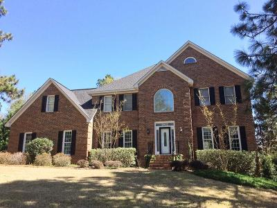 Aiken Single Family Home For Sale: 125 Basswood Drive
