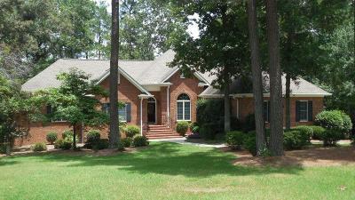Aiken Single Family Home For Sale: 2 Water Oak Court