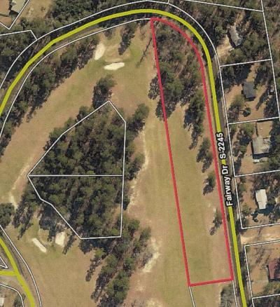 New Ellenton Residential Lots & Land For Sale: Tract W3 Fairway Dr