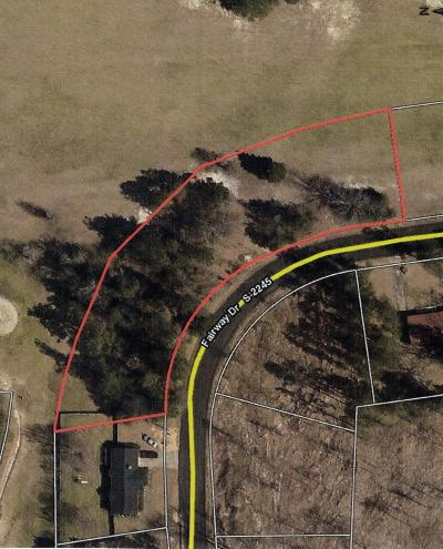 New Ellenton Residential Lots & Land For Sale: Tract W2 Fairway Dr