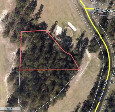 New Ellenton Residential Lots & Land For Sale: Tract Z Fairway Dr