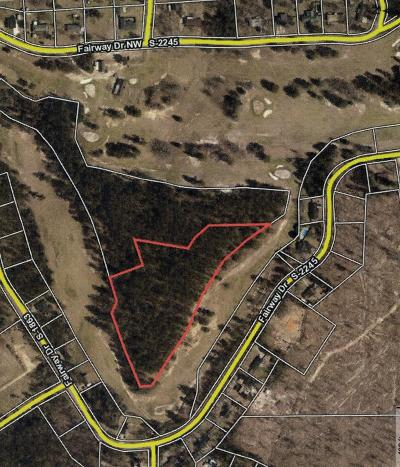 New Ellenton Residential Lots & Land For Sale: Tract Y Fairway Dr