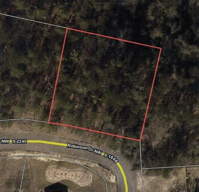New Ellenton Residential Lots & Land For Sale: Tract 2 Fairway Dr & Robinson Dr
