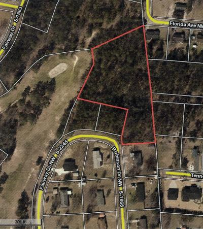 New Ellenton Residential Lots & Land For Sale: Tract 3 Florida Ave Or Fairway Dr