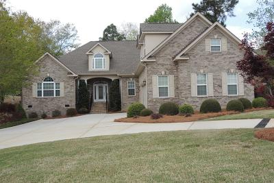 Aiken Single Family Home For Sale: 391 Forest Pines Road