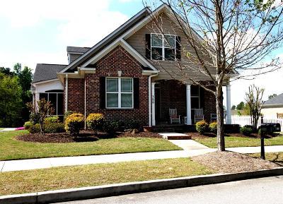 Aiken Single Family Home For Sale: 129 Pinckney Place