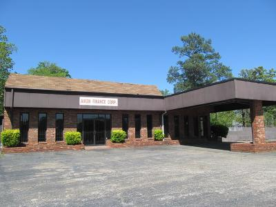 Aiken Commercial For Sale: 750 Richland Avenue E.