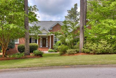 Aiken Single Family Home For Sale: 279 Willow Lake Dr