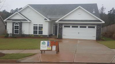 North Augusta Single Family Home For Sale: 400 Bridle Path Road