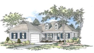 Aiken Single Family Home For Sale: 407 Evenwillow Way