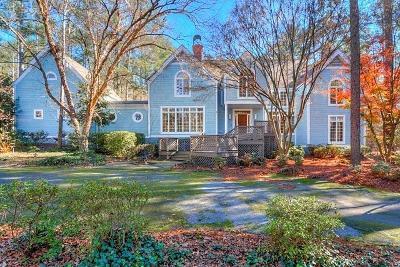 Aiken Single Family Home For Sale: 1109 Richardsons Lake Rd