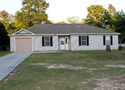 North Augusta Single Family Home For Sale: 355 Copeland Circle