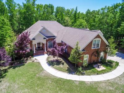 North Augusta Single Family Home For Sale: 211 Homeward Bound