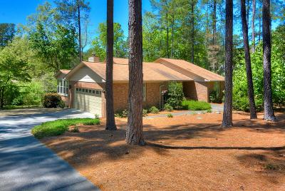 Aiken Single Family Home For Sale: 731 Winged Foot Dr