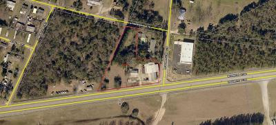 Aiken Commercial For Sale: 2594 Wagener Rd
