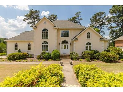 Aiken Single Family Home For Sale: 561 Holley Lake Road