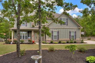 Aiken Single Family Home For Sale: 3003 Graylyn Lakes Drive