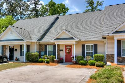 North Augusta Single Family Home For Sale: 210 W. Five Notch Unit 102