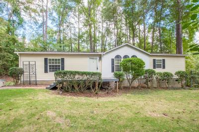 North Augusta Single Family Home For Sale: 836 Springhaven Drive
