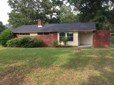 Aiken Single Family Home For Sale: 1750 Two Notch Road