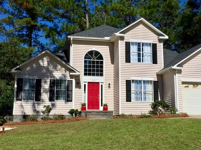 Aiken Single Family Home For Sale: 210 Spring Forest Circle