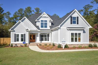 North Augusta Single Family Home For Sale: Lot 6 Cooper Place Drive