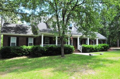 Aiken Single Family Home For Sale: 2200 Wesson Drive