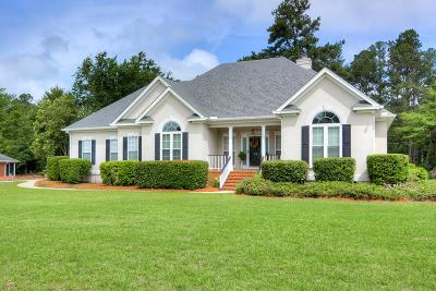 North Augusta Single Family Home For Sale: 22 Stirrup Drive