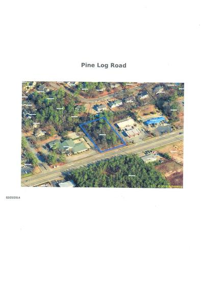 Aiken Commercial For Sale: 917 Pine Log