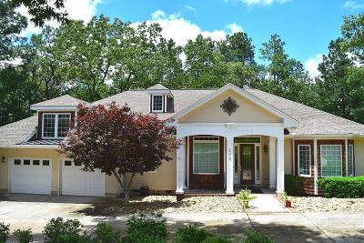 Aiken Single Family Home For Sale: 172 Chardonnay Lane