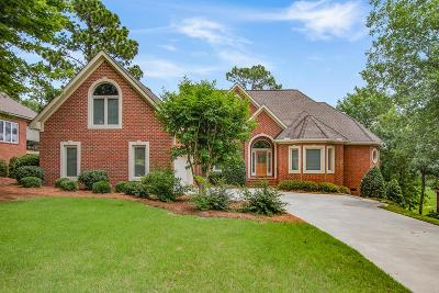 Aiken Single Family Home For Sale: 372 Forest Pines Road