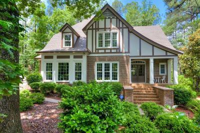Aiken Single Family Home For Sale: 5056 Belle Mead Drive