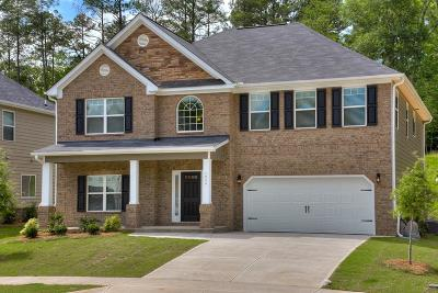 North Augusta Single Family Home For Sale: 1024 Dietrich