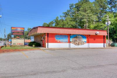 Aiken Commercial For Sale: 1647 Richland Ave W